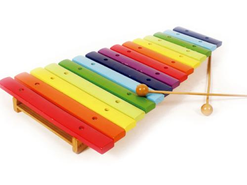 Percussion instruments for children