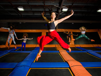 How to increase the service life of trampoline park