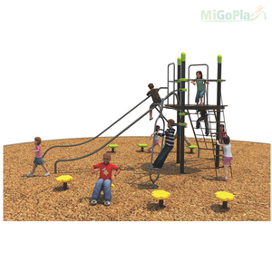 Outdoor Physical Equipment10